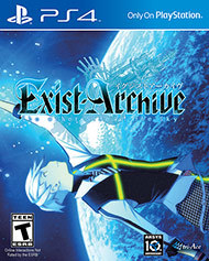 Exist Archive (Playstation 4)