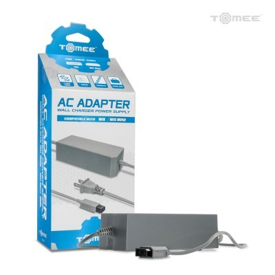 (Hyperkin) Ac Adapter for Wii / Wii Mini