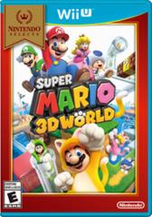 Nintendo Selects - Super Mario 3D World (Nintendo Wii U)