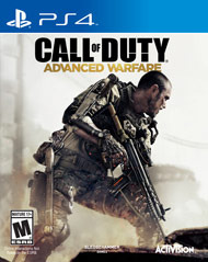 Call of Duty - Advanced Warfare (Playstation 4) - PS4