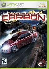 Need for Speed - Carbon (Xbox 360)