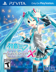 Hatsune Miku - Project Diva X (PS Vita)
