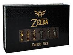 The Legend of Zelda - Chess Set