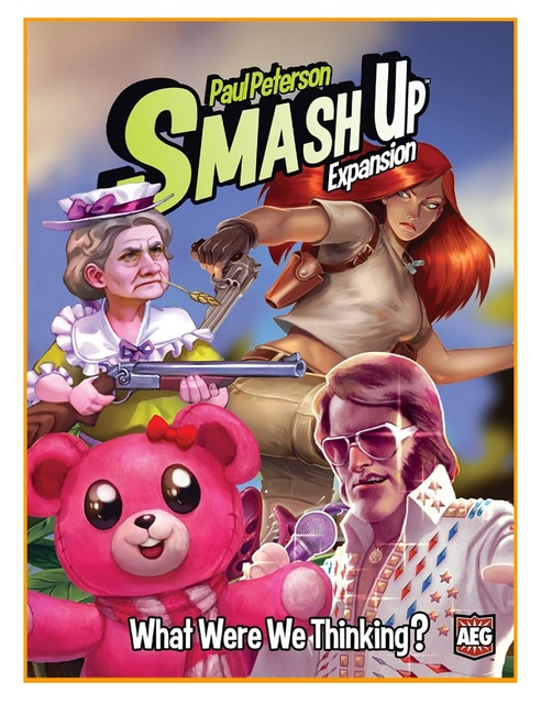 Smash Up - What Were We Thinking?