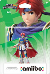 Roy - Super Smash Bros. - Amiibo (Nintendo)