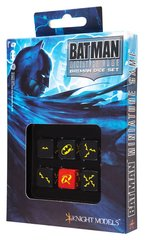Batman Dice Set of 6 (d6)