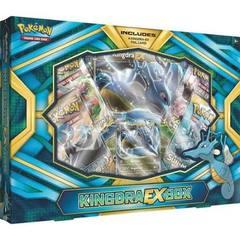 Pokemon TCG: KINGDRA-EX BOX
