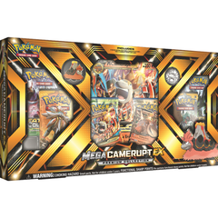 Pokemon TCG: Mega Camerupt-EX Premium Collection