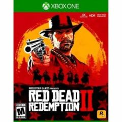 Red Dead Redemtion II - (Xbox One)