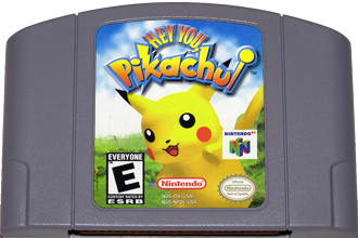 Hey You, Pikachu! (VRU not included)