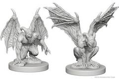 Gargoyles - Dungeons & Dragons (Nolzur's Marvelous Miniatures) - Unpainted - 72561