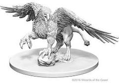 Griffon - Dungeons & Dragons (Nolzur's Marvelous Miniatures) - Unpainted