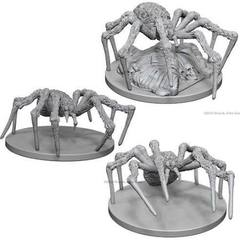 Spiders - Dungeons & Dragons (Nolzur's Marvelous Miniatures) - Unpainted - 72558