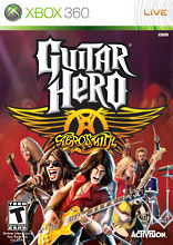 Guitar Hero - Aerosmith (Xbox 360)