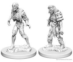 Zombies - Dungeons & Dragons (Nolzur's Marvelous Miniatures) - Unpainted - 72567