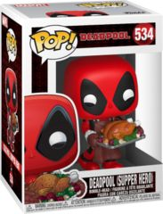 #534 - Deadpool Supper Hero (Marvel)