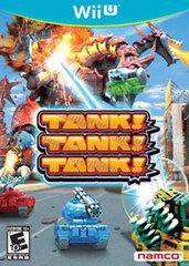 Tank! Tank! Tank! (Nintendo Wii U)