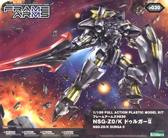 NSG-ZO/K DURGA 11:RE #030 1/100 Full Action Plastic Model Kit