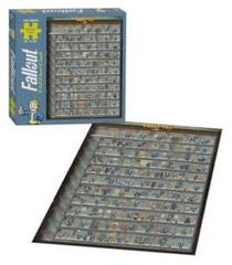 Fallout Desk Poster Puzzle (Vault-Tec)