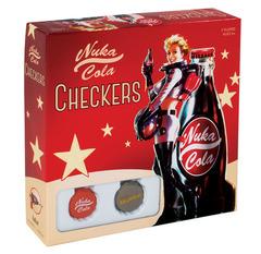 Checkers: Nuka Cola - Fallout