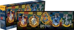 Harry Potter: Crests - 1000 Piece Puzzle