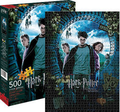 Harry Potter: Prisoner of Azkab (500 Piece Puzzle)