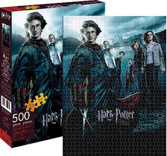 Harry Potter: Goblet of Fire (500 Piece Puzzle)