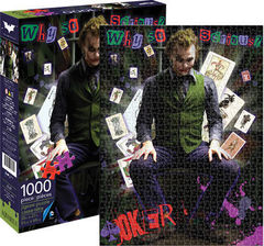 DC Comics: The Joker - 1000 Piece Puzzle
