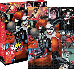 DC Comics: Harley Quinn - 1000 Piece Puzzle