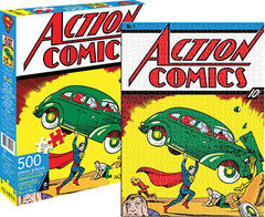 DC Comics: Superman Action Comics (500 Piece Puzzle)