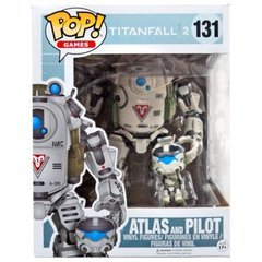 #131 - Atlas and Pilot (TitanFall 2) Gamestop Exclusive