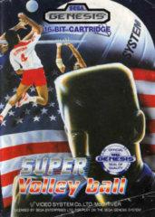 Super Volley Ball 16-bit