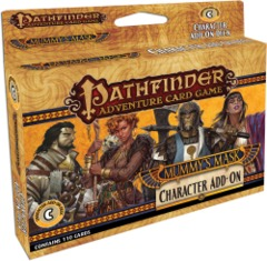 Pathfinder Adventure (Card Game) - Mummy's Mask Character Add On