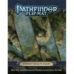 Pathfinder Flip-Mat: Forest Multi-Pack