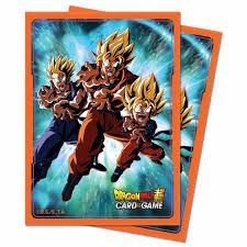 Family Kamehameha - Dragon Ball Super (Ultra Pro) - Standard Sleeves 65ct
