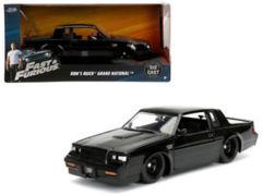 Dom's Buick Grand National (Fast & Furious) - Jada 1:24