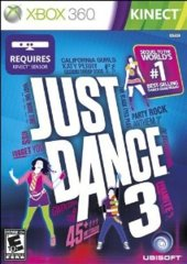 Just Dance 3 - Kinect (Xbox 360)