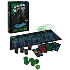 Yahtzee - Alien Vs Predator (Battle Yahtzee)