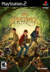 The Spiderwick Chronicles (Playstation 2)