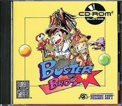 Buster Bros. (Super CD)