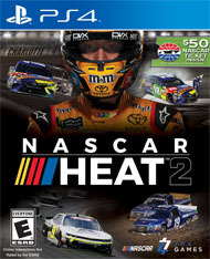 NASCAR Heat 2 (PS4)