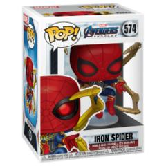 #574 - Iron Spider w/Nano Gauntlet