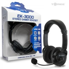 EK-3000 Stereo Gamer Headset