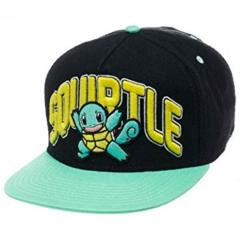 Green - Black - Squirtle