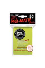 Ultra Pro PRO-Matte Small Sleeves - Bright Green