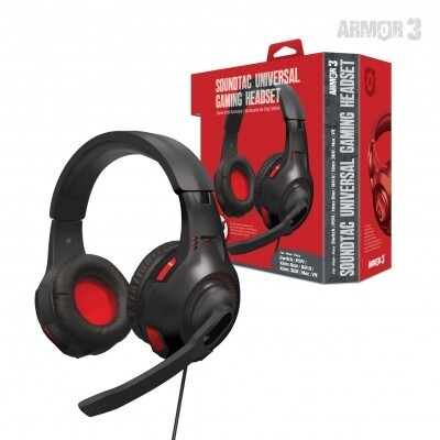 SoundTac - Universal Gaming Headset (PS4/XB1/SW)