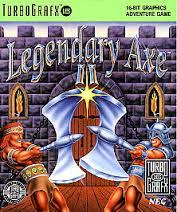 Legendary Axe II