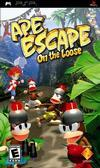 Ape Escape: On the Loose