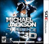 Michael Jackson The Experience (Nintendo 3DS)
