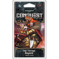 The Threat Beyond (Warhammer 40k - Conquest) - The Card Game